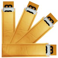 Gold Padded Bubble Number Plate Envelope Mailer 535mm x 180mm
